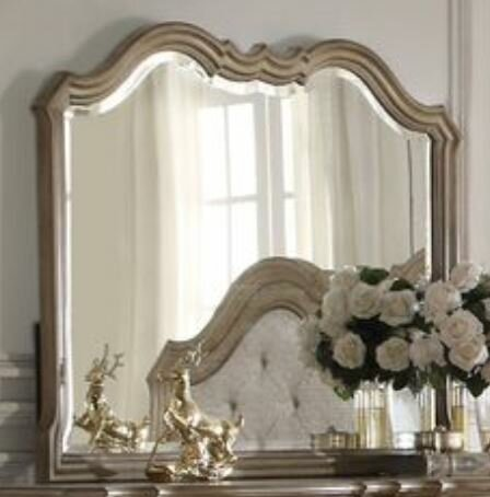 Adler Arched Dresser Mirror by One Allium Way