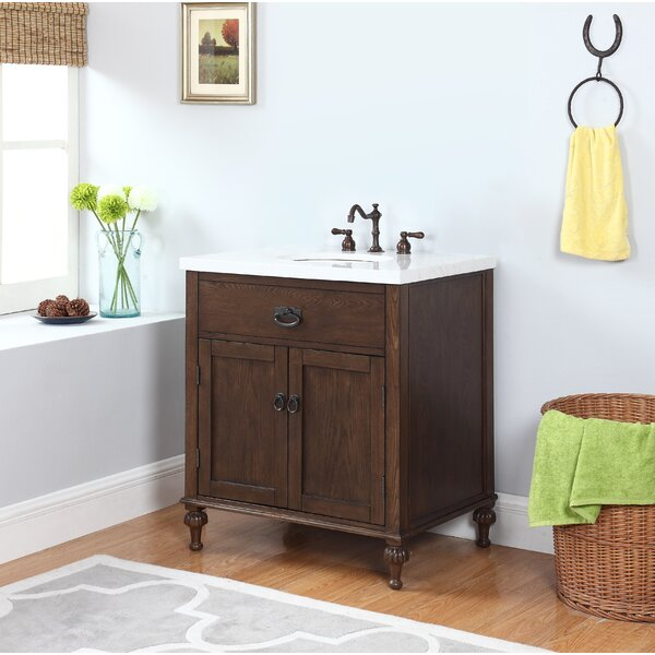 Roseberry 30 Single Bathroom Vanity Set by Laurel Foundry Modern Farmhouse
