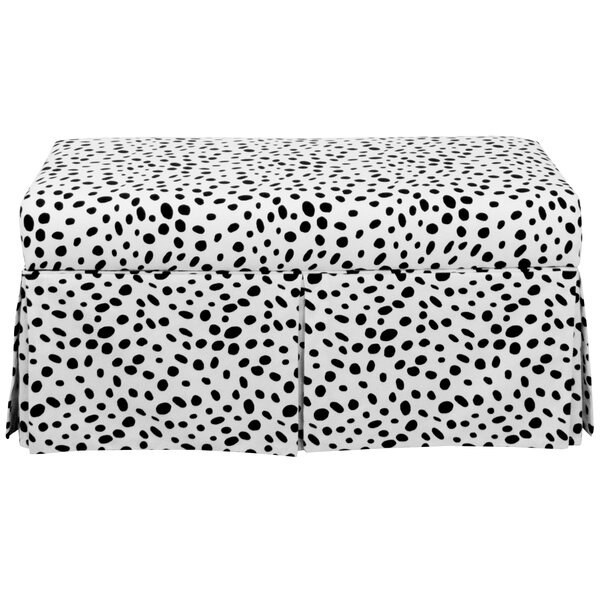Zoe Upholstered Storage Bench by Skyline Furniture