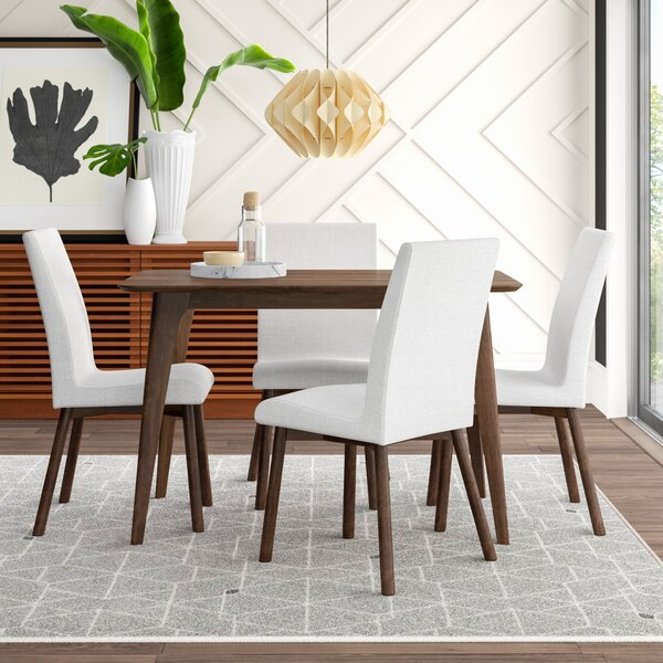Liles 5 Piece Dining Set by Mercury Row Mercury Row