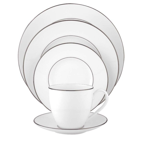 Lenox Continental Dining Gold 5 Piece Place Setting by Lenox