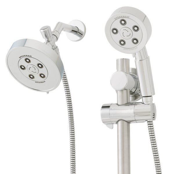 Neo Multi Function Dual Shower Head by Speakman Speakman