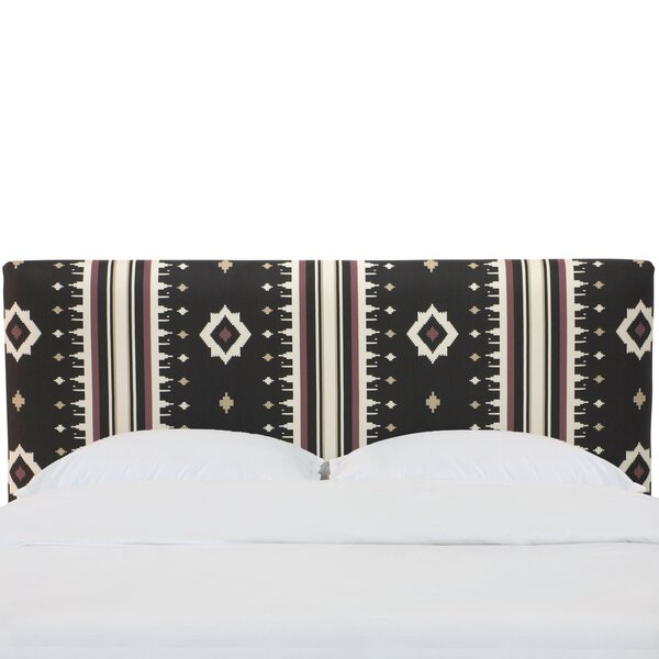 Fuller Linen Upholstered Panel Headboard by Union Rustic