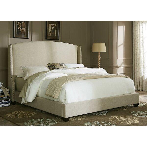 Agda Upholstered Platform Bed by Birch Lane™ Heritage