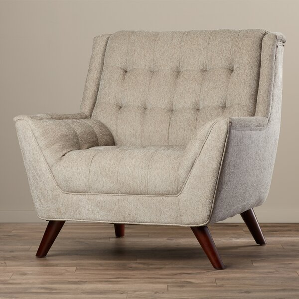 David Armchair by Corrigan Studio