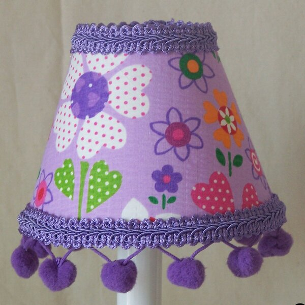 Spring Splendor Lavender Night Light by Silly Bear Lighting