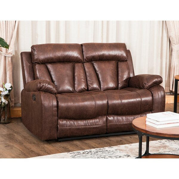 Lisson Reclining Loveseat By Winston Porter