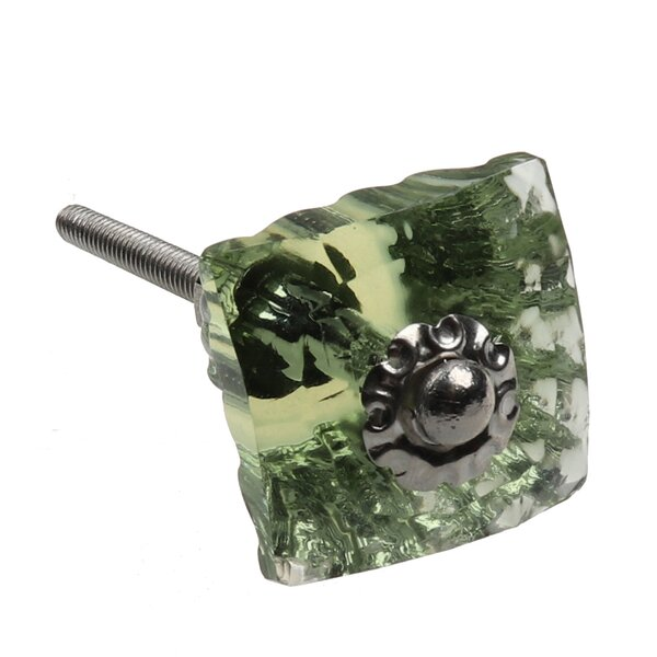 India Cabinet Square Knob by GlideRite Hardware