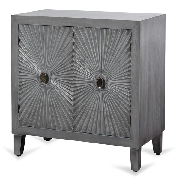 Bellburns 2 Door Accent Cabinet by Brayden Studio Brayden Studio