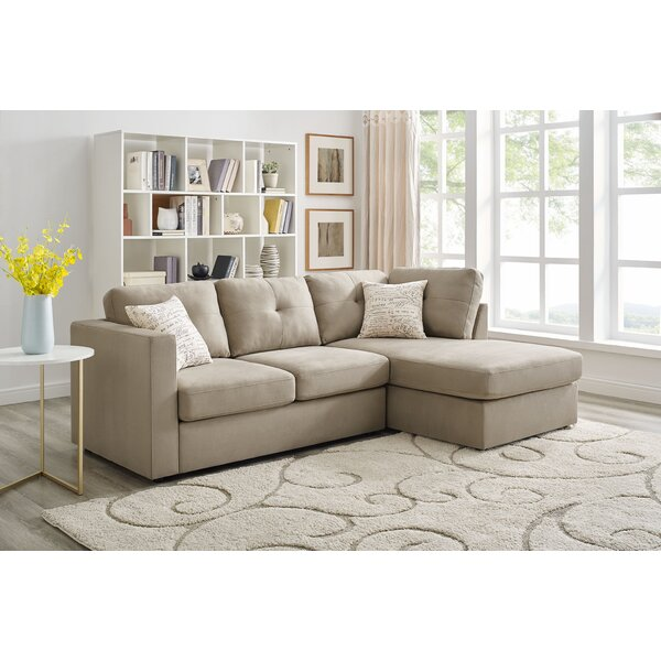 Jed Reversible Modular Sectional By Winston Porter