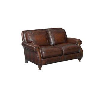 Karlson Leather Loveseat