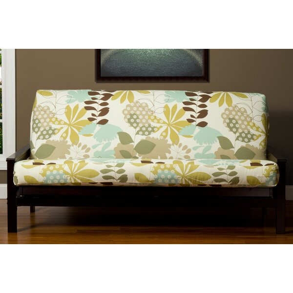 Arciniega Zipper Box Cushion Futon Slipcover by Latitude Run