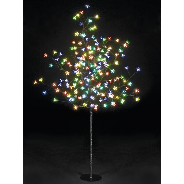 Snowtime 200 LED Light Blossom Tree by Hometime
