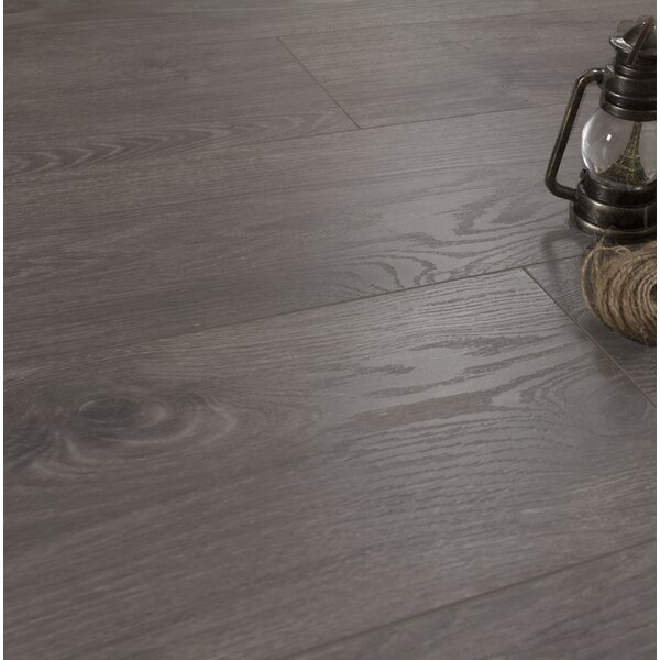 Legno 7 x 48 x 8mm Oak Laminate Flooring in Napa Khaki by Patina Design