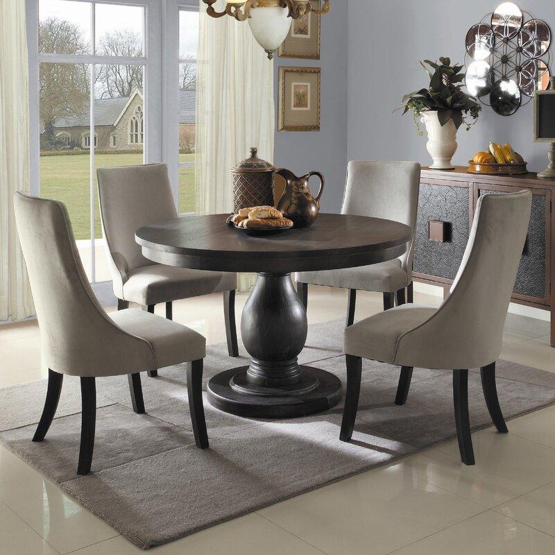 One Dining Room Three Different Ways: Three Posts Barrington 3 Piece Dining Set & Reviews