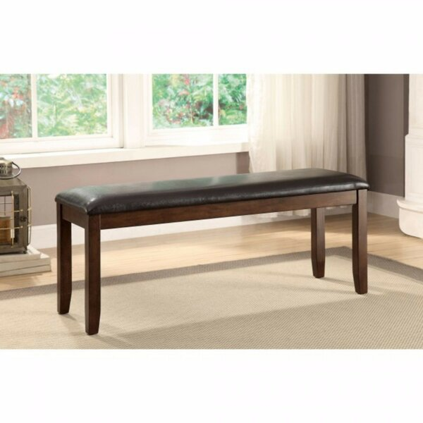 Cheever Wood Bench by Loon Peak