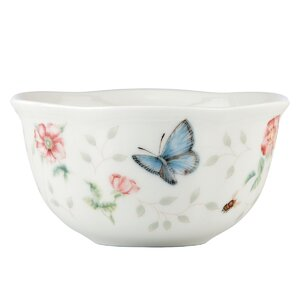 Butterfly Meadow 4 Piece Petite Dessert Bowls (Set of 4)