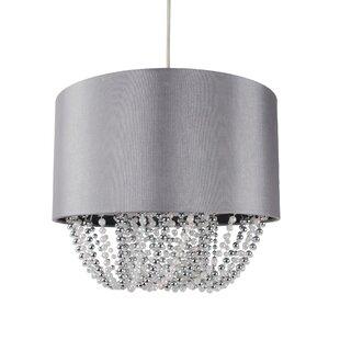 Lamp shade with diffuser wayfair 30cm drum lamp shade aloadofball Gallery