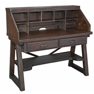 Price comparison Walston Writing Desk with Hutch ByBreakwater Bay