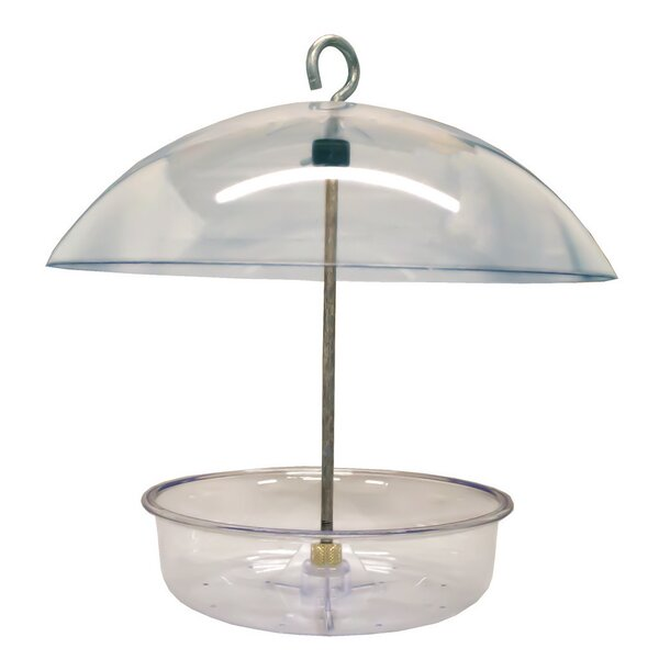 Sidekick Clear Songbird Window Tray Bird Feeder by Friends of Flight