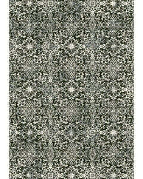 Attell Steel Blue Area Rug by Astoria Grand