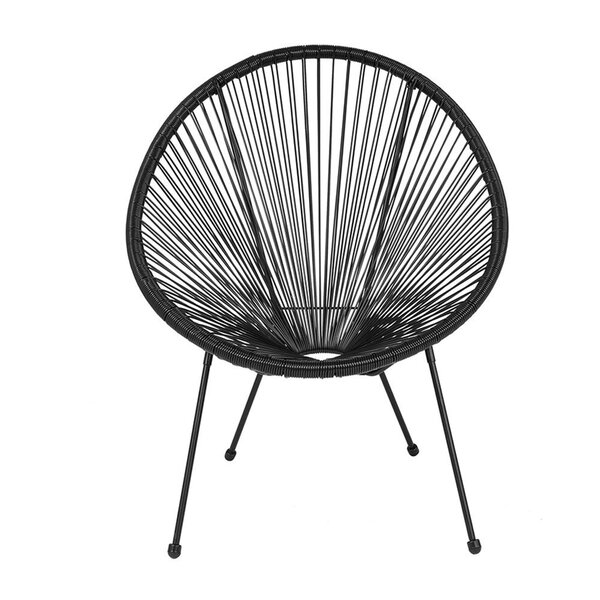 Nicky Patio Chair by Ivy Bronx Ivy Bronx