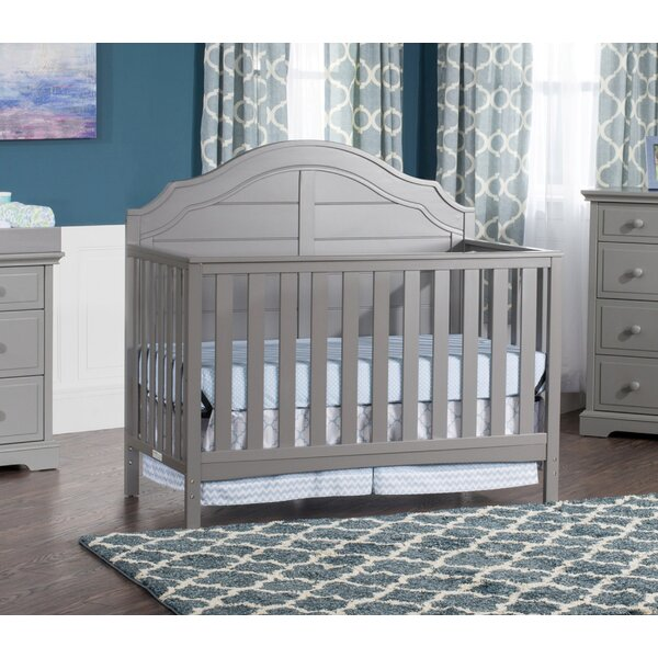 Penelope 4-in-1 Convertible Crib by Child Craft