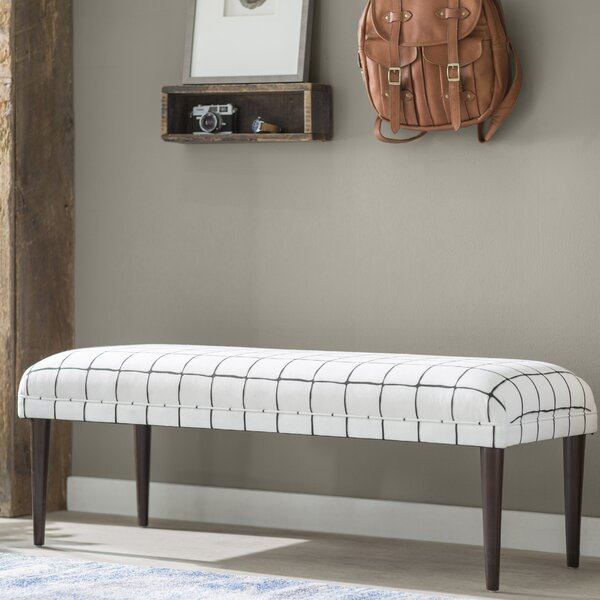 Aule Upholstered Bench by Trent Austin Design