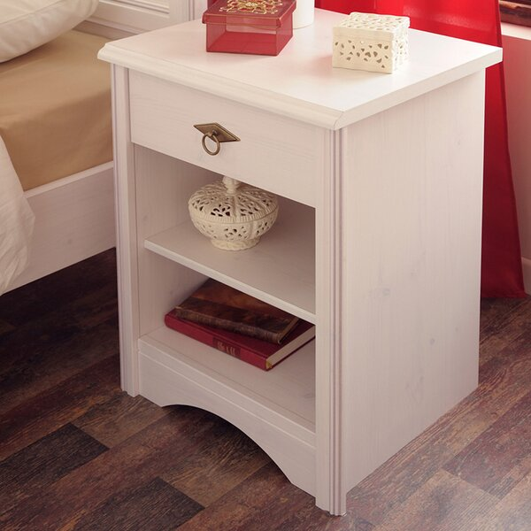 Marion 1 Drawer Nightstand by Parisot