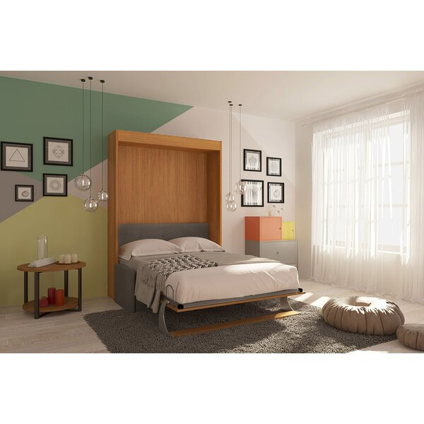 Gautreau Queen Murphy Bed by Brayden Studio Brayden Studio