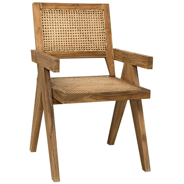 Jude Solid Wood Dining Chair by Noir
