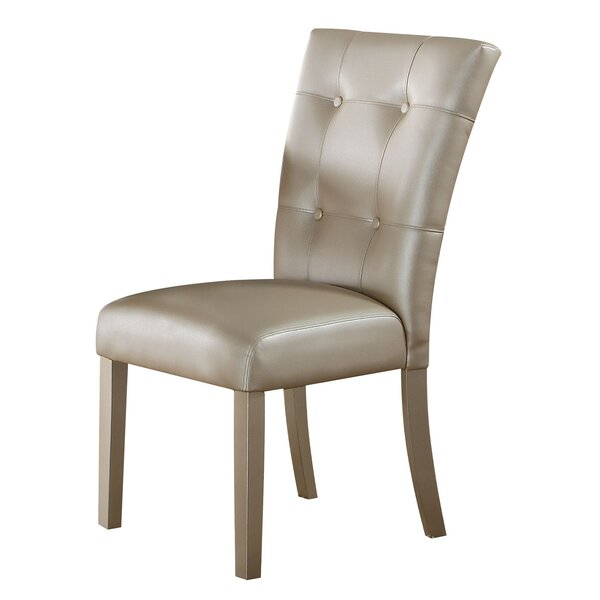Celina Side Chair (Set of 2) by Rosdorf Park