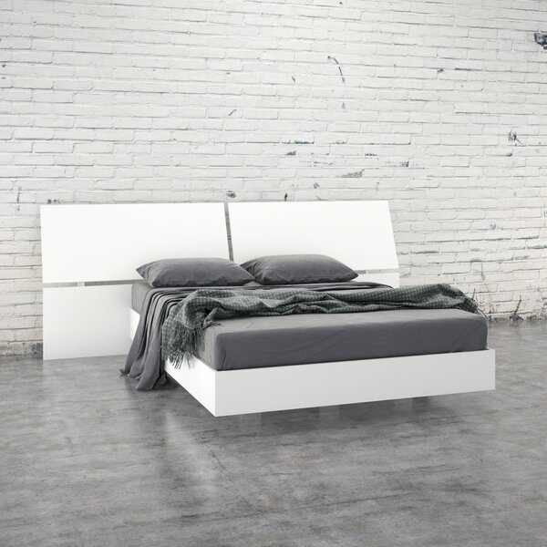 Kucera Platform Bed by Latitude Run