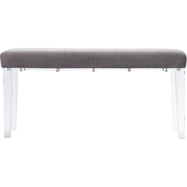 Emma Upholstered Bench by Zentique