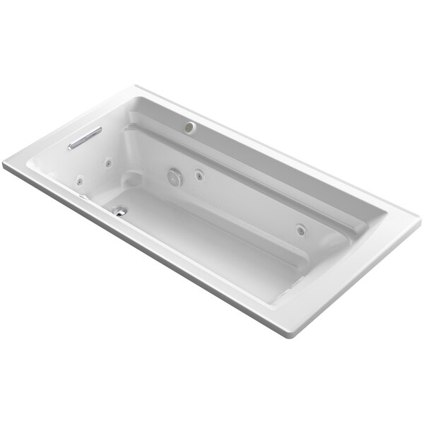 Archer 72 x 36 Air / Whirlpool Bathtub by Kohler