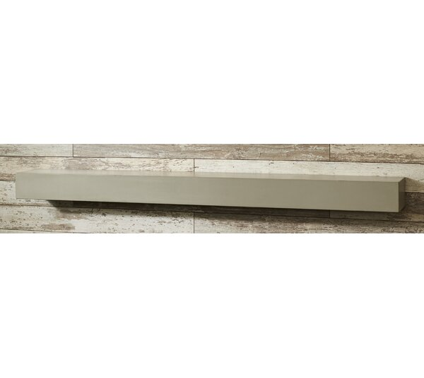 Gallery Linear Supercast Fireplace Shelf Mantel By The Outdoor GreatRoom Company