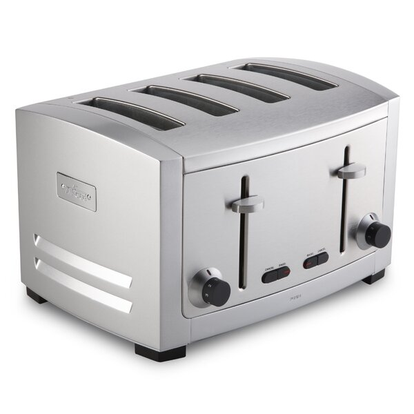 Electrics 4-Slice Toaster by All-Clad