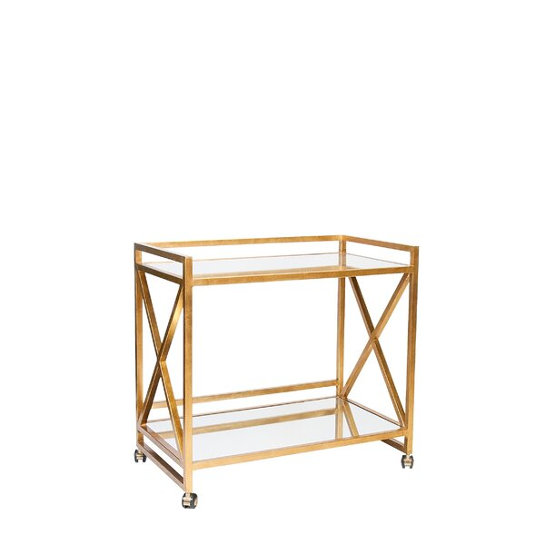 Media Bar Cart by Everly Quinn