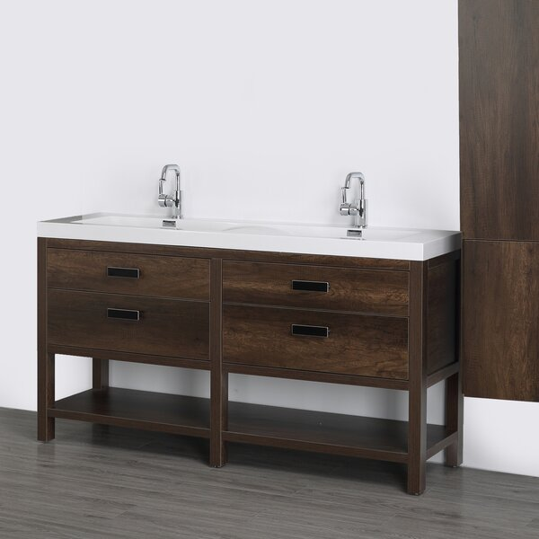 63 Single Bathroom Vanity Set by Streamline Bath