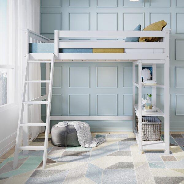 Foote Loft Bed by Trule Teen