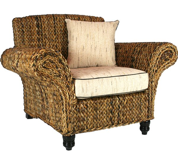 Bernard Armchair by Rosecliff Heights
