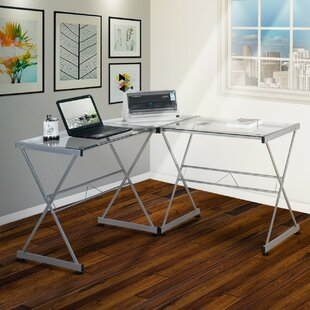Affordable Bickham L-Shaped Corner Executive Desk By Ebern Designs