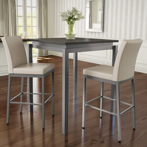 Capella 3 Piece Pub Table Set by Brayden Studio
