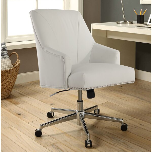 Serta Leighton Mid-Back Desk Chair by Serta at Home