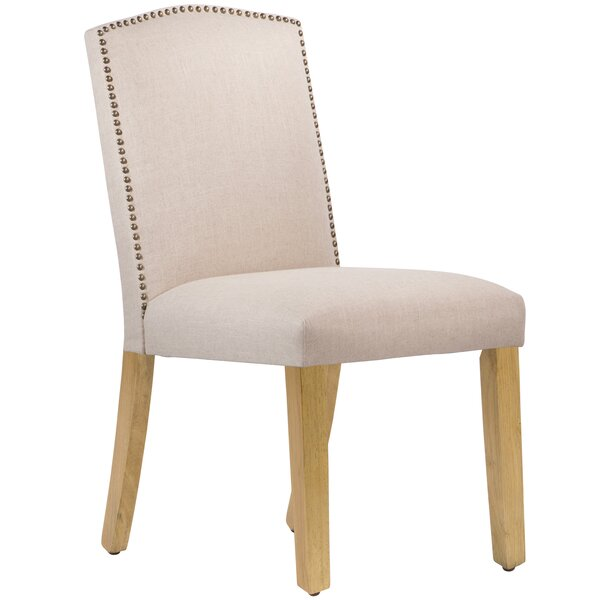 Nadia Upholstered Parsons Chair by Wayfair Custom Upholstery Wayfair Custom Upholstery™