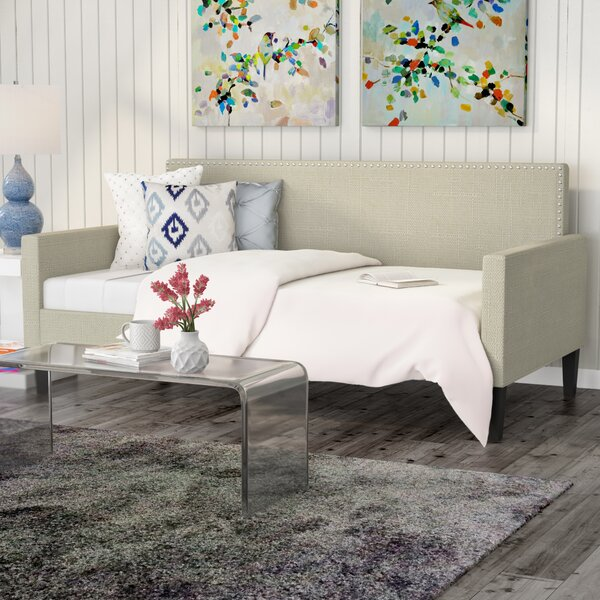 Guizar Back Twin Daybed by Wrought Studio