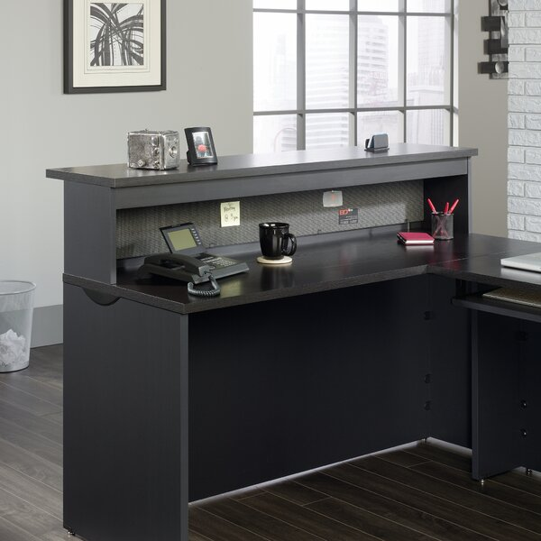 Castalia 4 Piece L-Shape Desk Office Suite by Red Barrel Studio