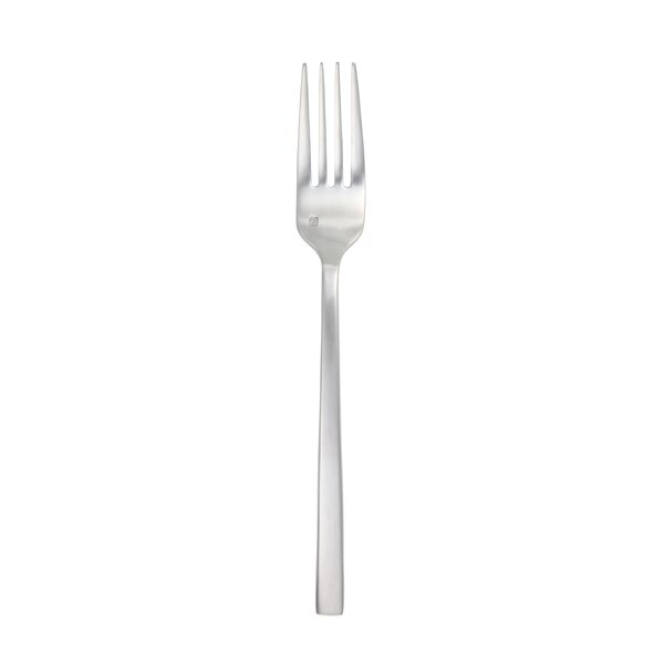 Arezzo Brushed Dinner Fork (Set of 12) by Fortessa
