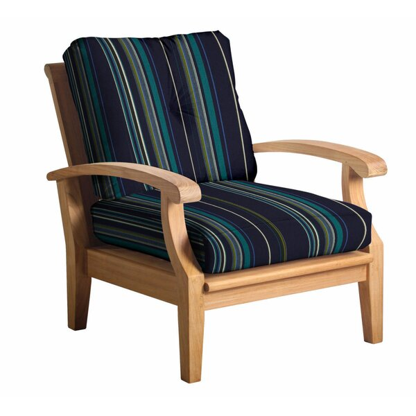 Lowery Deep Seating Club Chair by Rosecliff Heights