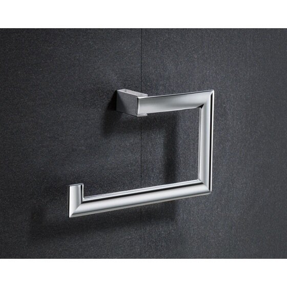 Kent Wall Mounted Towel Ring by Gedy by Nameeks